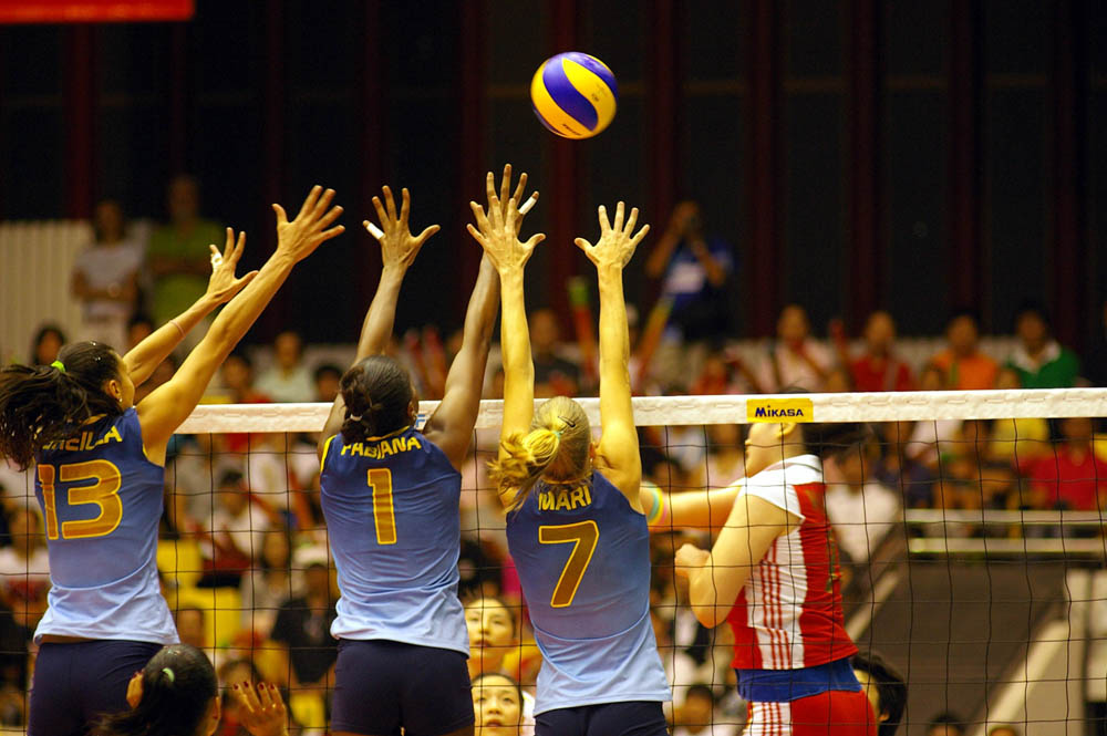 Volleyball championships may move to Macau Dome in Cotai