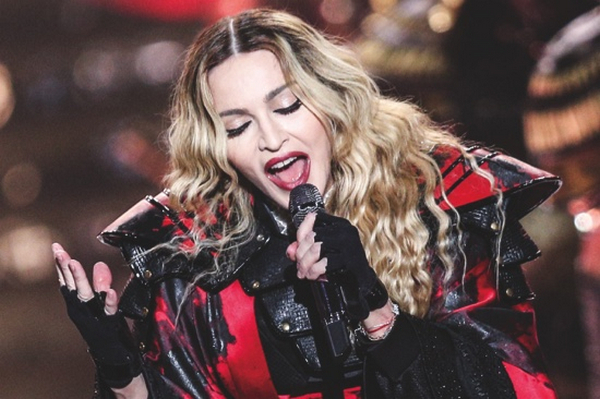 Madonna's 'Rebel Heart' Tour coming to Macau