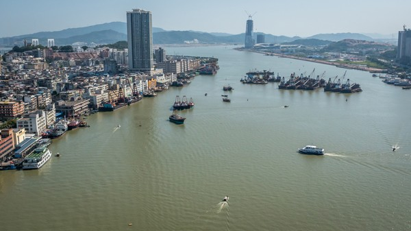Macau asks Beijing to let it manage coastal waters