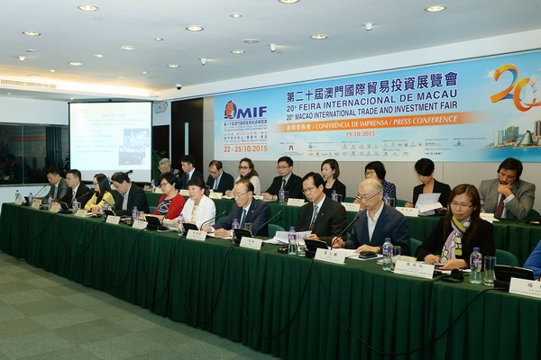 5,100 trade visitors expected on the 20th Macau International Trade and Investment Fair
