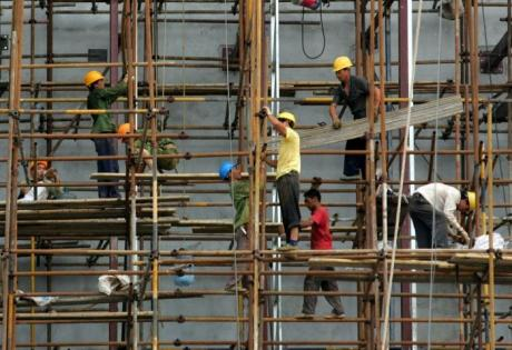 Macau non-resident construction wages soar 8.5 percent