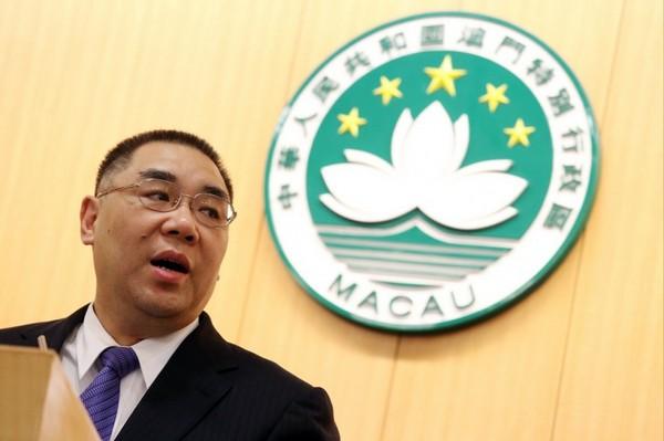 Macau Chief Executive pledges to improve governance