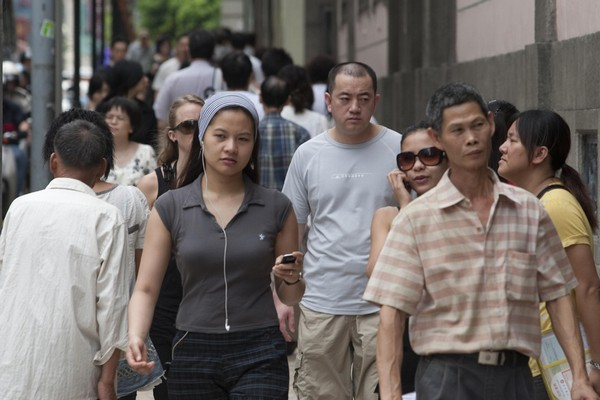 More Macau locals identify as Chinese citizens
