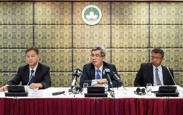 Police 'cleaning house' is necessary says Macau Secretary for Security