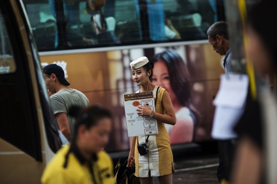 Gaming jobs in Macau fall 2.7 percent