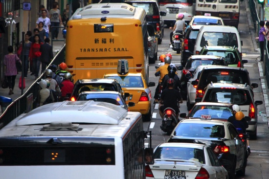 Macau residents worry most about traffic, housing, social security