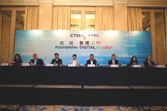 Macau telecom operator makes 1.1 billion patacas profit last year
