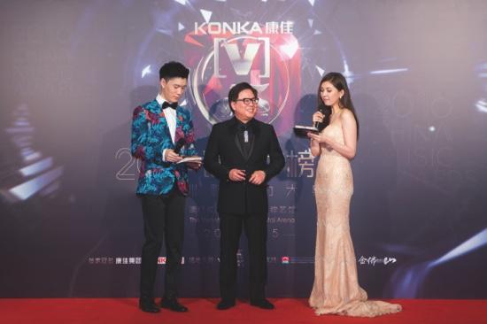 Venetian Macao hosts China Music Awards