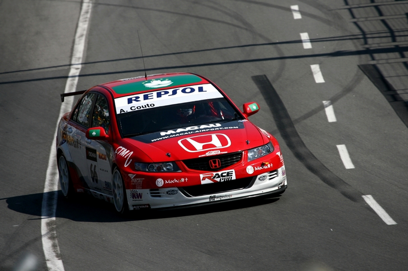 Andre Couto To Drive Diesel SEAT At Macau