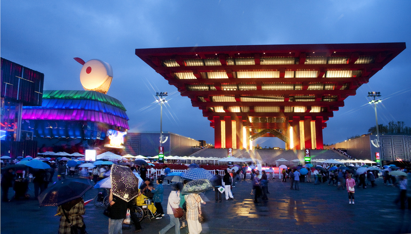 Shanghai Expo to hold Macau Week from Oct. 13