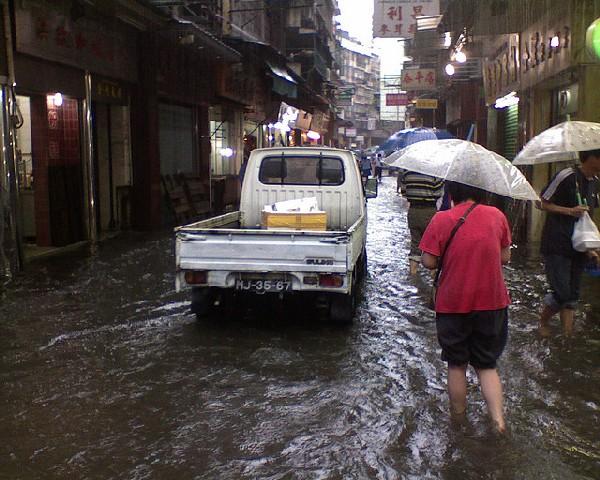 Macau Committee mulls severe weather insurance
