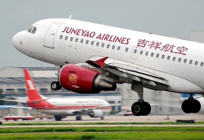5th airline commences Macau-Shanghai flights