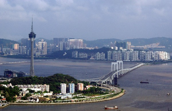 Police chief says Macau has become 'drug transit hub'