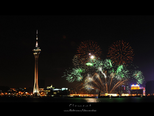 2011 Macau International Fireworks Display Contest to be held on September and October