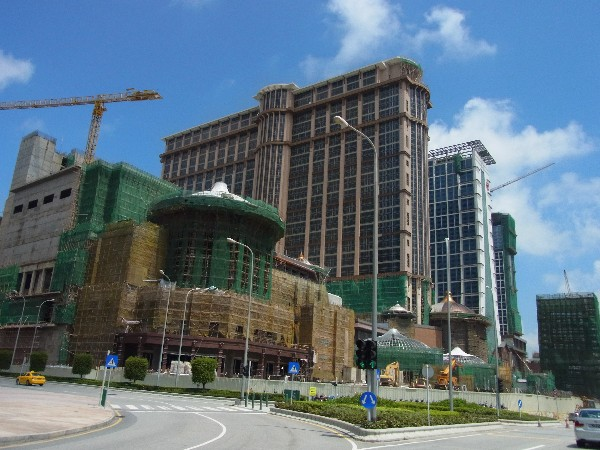 Sands announces 6,000-room 'Cotai Central' project