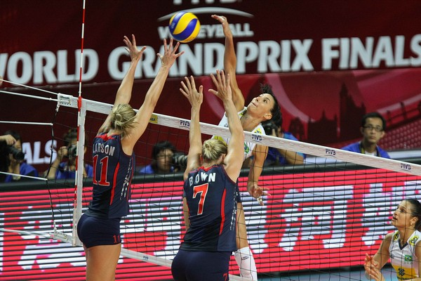 Serbia, Russia, Brazil and USA to bring hard-hitting action in FIVB World Grand Prix semifinals