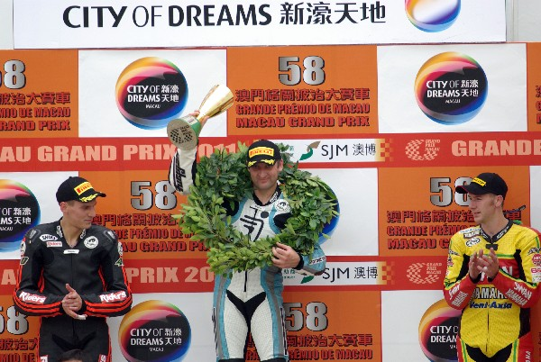 British Michael Rutter Makes Macau History with Seventh Win
