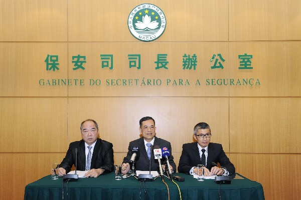 Violent crime in Macau rises 18 pct in 2011