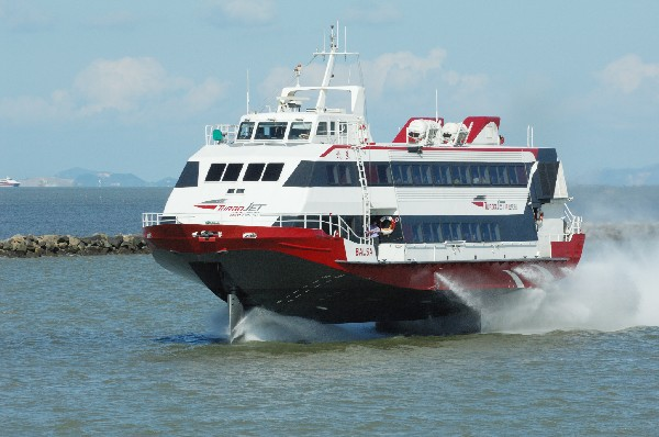 Three new ferry routes to run from Taipa this year