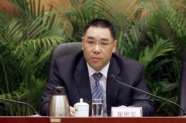 Macau Chief Executive vows not to intervene in judicial process