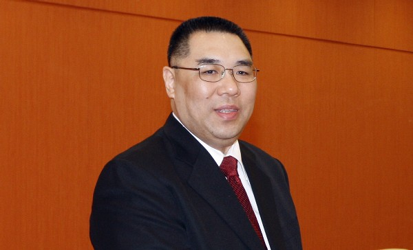 Chief Executive Chui declines comment on HK property firm's compensation threat