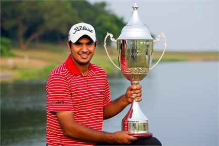 Gaganjeet Bhullar wins Macau Open