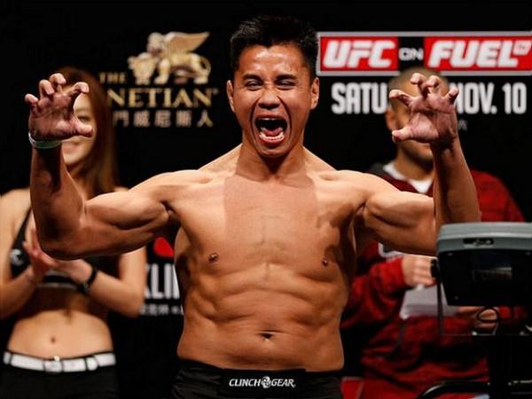 Cung Le knocks out Franklin at UFC Macau