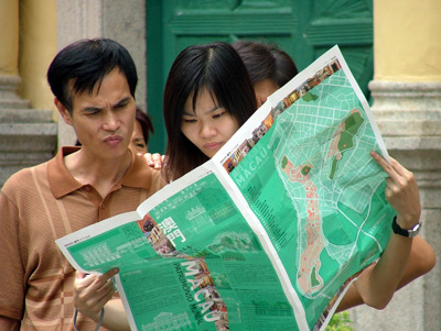 Macau's visitor arrivals down 1.8 pct year-on-year in November