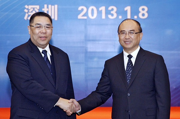 Macau and Shenzhen vow to improve co-operation