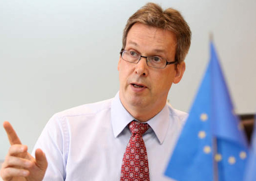 EU Office chief pushes Europe as education destination