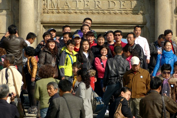 More visitors from Guangdong than HK last year