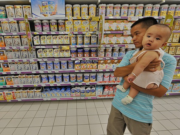 Priority registration to buy baby formula starts today