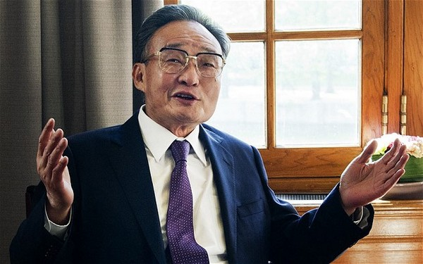 China´s top lawmaker to arrive in Macau on Wednesday