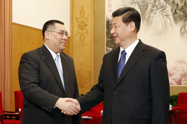 Xi urges Macau to lay groundwork for long-term development