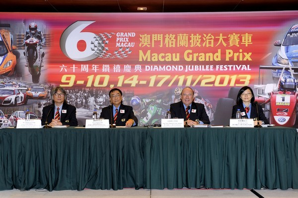 Safety will be paramount, Macau Grand Prix chief guarantee