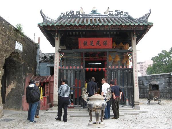 Na Tcha Temple repairs slated to begin next week