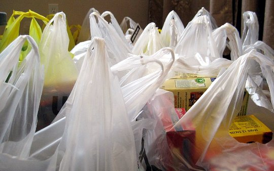 Govt 'undecided' on imposing duty on plastic carrier bags