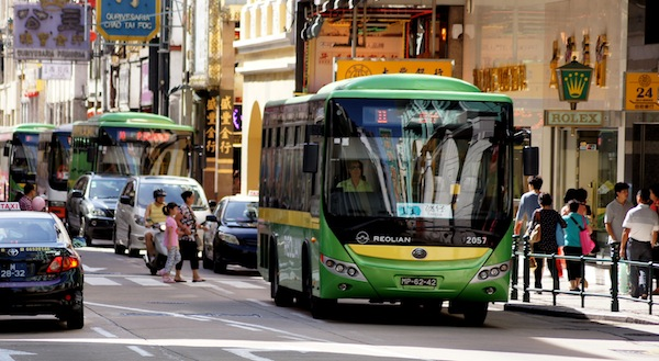 Bus operator Reolian sues govt over service fees