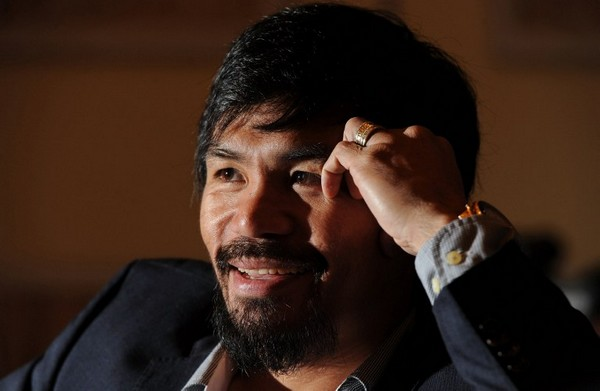 Manny Pacquiao to make his 2013 debut in Macau