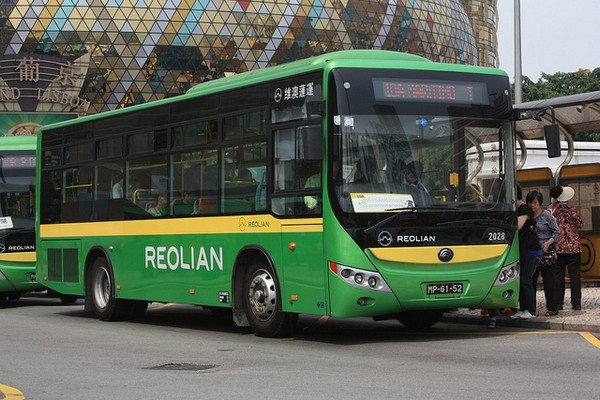 Government take over bus company Reolian