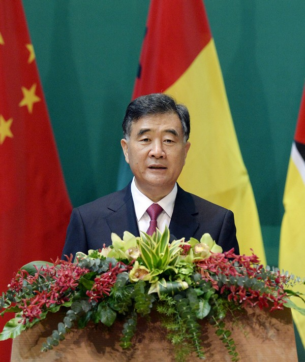 China announces eight measures at PSC Forum in Macau