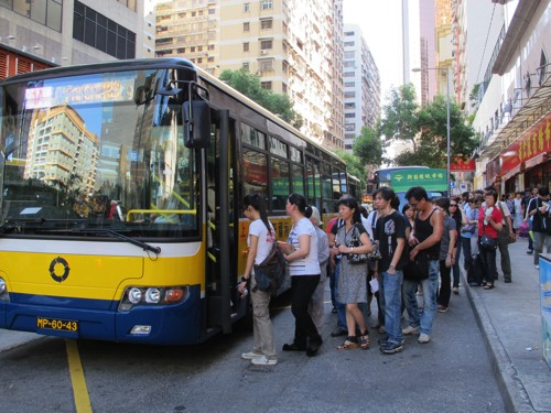 Graft buster says city's public bus system is 'illegal'
