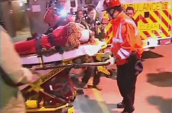 85 people injured in Hong Kong-Macau jetfoil crash