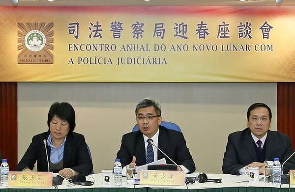 Internet scams jump 93 pct last year according with Judiciary Police