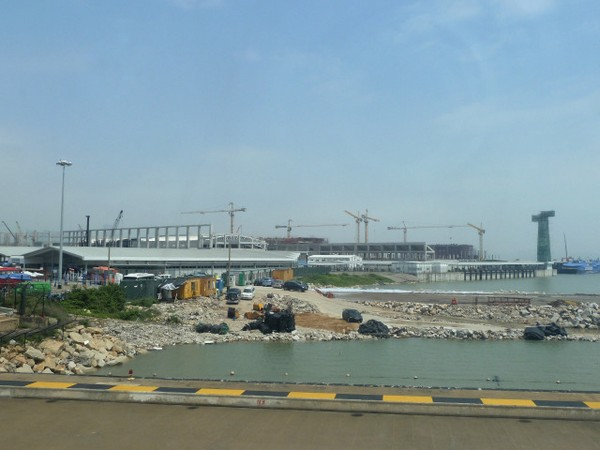Harbour master says Pac On terminal 'part-completed' in mid-year