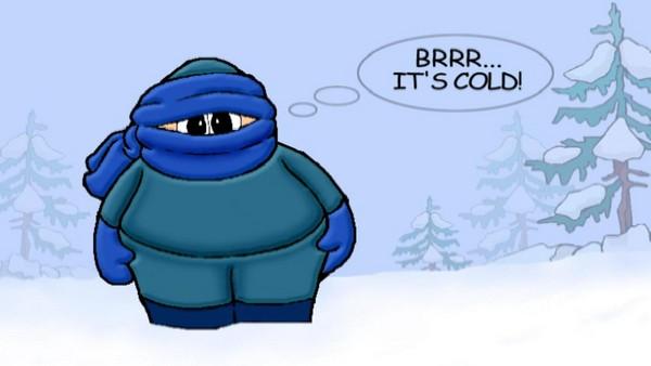 Govt logs 4 cases of hypothermia as mercury plummets
