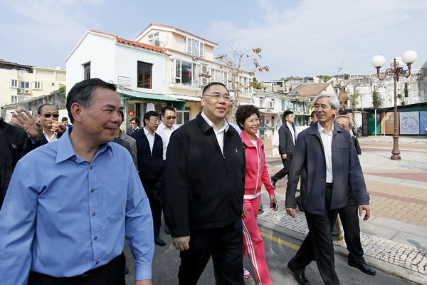Chui vows to tackle gap between residents' expectations and govt's plans