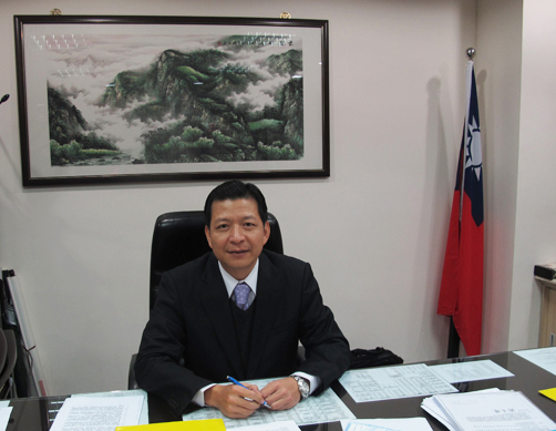Taipei envoy stresses 'crucial effects' of Macau-Taiwan ties
