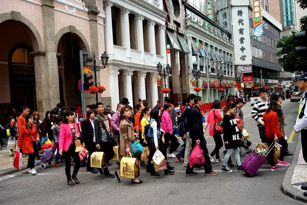 Lawmaker urges government to close mainlanders´loophole to visit Macau