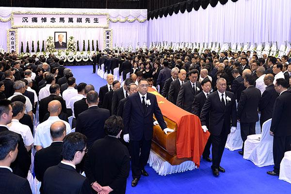 600 attend Ma Man Kei funeral